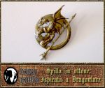 Dragonlance pin by Tamiyo-Cosplay