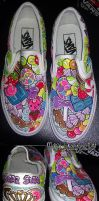 Sweets Shoes by marywinkler