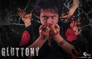 7 Deadly Sins: Gluttony by eizu