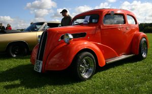 ford pop hot rod by Sceptre63