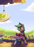 COM - Book and breakfast by DatPonyPL