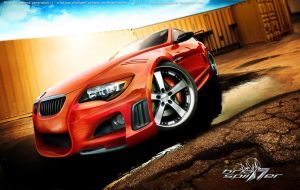 BMW M6 by brianspilner