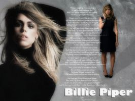 Billie Piper by WSmack
