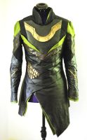 Loki Tunic from Thor: The Dark World by MirroredSilhouettes