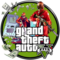 GTA V by POOTERMAN