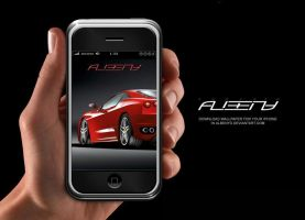 wallpapers iphone by albenyd