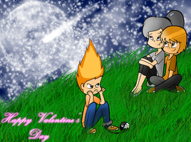 .:Contest Entry:. Needle X Coiny by Princess1324