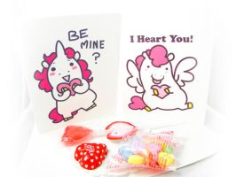 card plus candy set by zambicandy