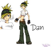 Dan ::Oc:: by artisticApparition