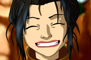Not particularly Azula-ish by Azulera