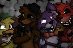Welcome to Freddy Fazbears Pizza by InvaderSpotty