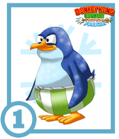 Snomad Tuck Card #1 : Tucks by UncleLaurence