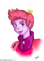 Prince Gumball of Candy Kingdom by BaconLovingWizard
