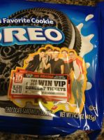 Even my oreo cookies have direction infection by DirectionForLyfe