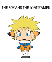 The fox and the lost ramen cov by Meje2