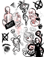 Sketch DUMP 10-12-12 by telephonehome