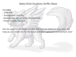 Gryphon/Griffin Base by Xeshaire