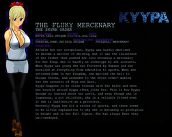 Character Insight: Kyypa by Saffireprowler