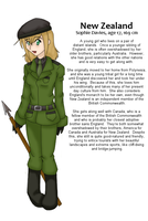 APH OC - New Zealand by StarXrossed