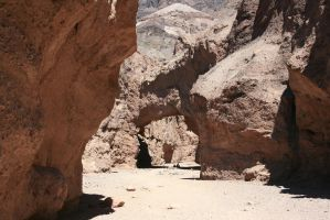 Grotto Canyon, Death Valley by Dr-J-Zoidberg