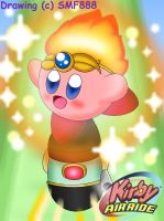:Kirby: Blaze Trail by SuperMarioFan888