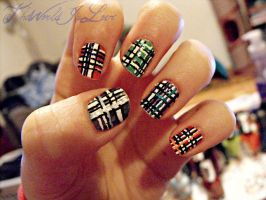Plaid Design by TheWorldIsLove