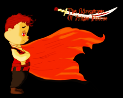 The Adventures Of Prince Flamus - Flamus by FireFoxOmicron