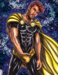 Hyperion Starry Night by KwongBee-Arts