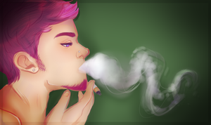 smoke is weird i dont like it by minirii