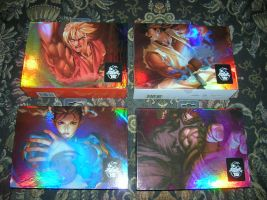 Dettaglio box Joypad Street Fighter 15th Anniv by ninjamaster76