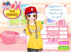 Most Wanted Girl Dress Up - Dressup24h.com by willbeyou
