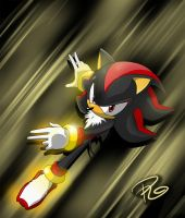 Just the Ultimate Life form... Kinda... by RaianOnzika