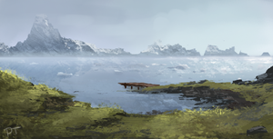 Day 413. Bay by Cryptid-Creations