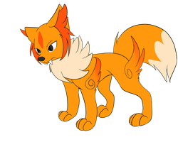 [[Fennekin Evolved form]] by AskFennekin