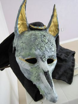 Anubis Mask 2 by TheHellPuppi