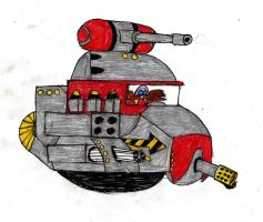 Improved: Airtank by X-heketchis