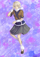 Parsee by neonparrot