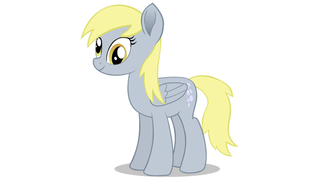 Derpy Movie Style by YoshiGreenwater
