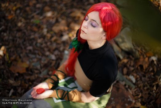you smell like the forest! (Antimony Carver) by liebscosplay