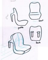 Chair idea by chibi-muse