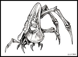 Mask Crab by MeckanicalMind