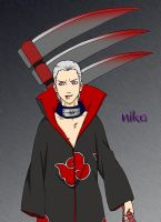 Hidan by niko91