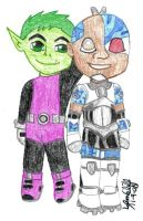 Contes Entry- BB -n- Cy Chibi by IsisConstantine