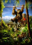 Planet of The Apes by KioryAlion