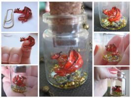 Smaug the Tiny by Redilion