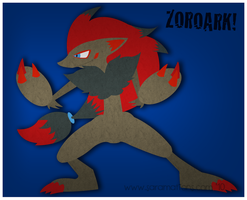 ZOROOOOARK by saramations