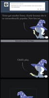 Trixie Craft Extra ~ Dupes ~ Full Strip by LiraCrown
