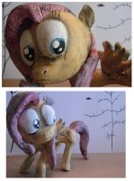 Nightmare Before Fluttershy by hammer42