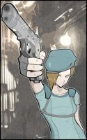 Resident Evil Jill Valentine by the-lagz