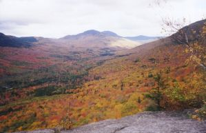 View from Sugarloaves, NH WMNF by hitokirix
